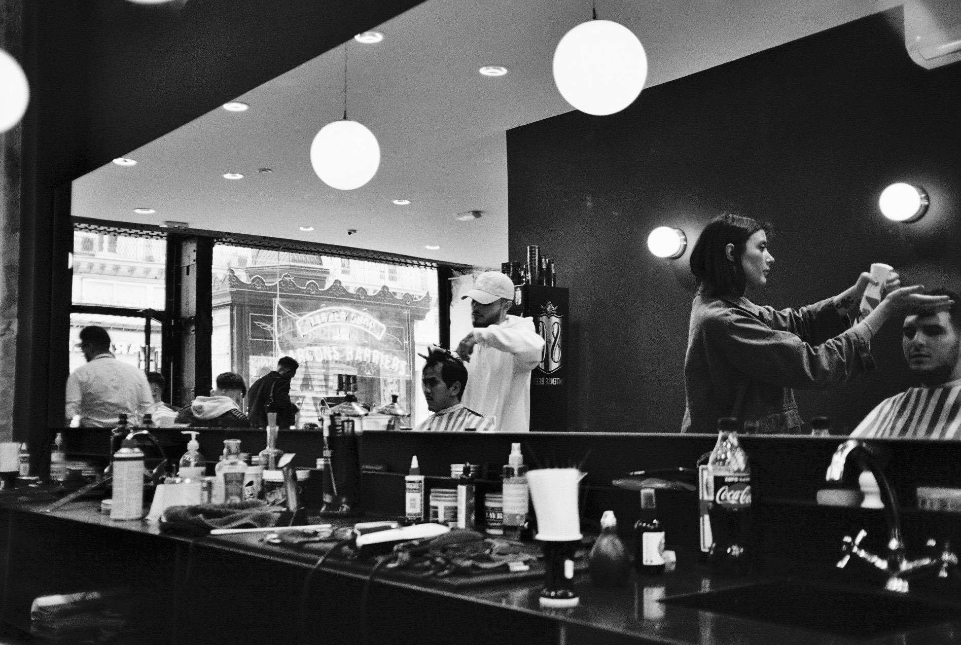 Les Garçons Barbiers - Coiffeur Barbier